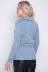 <p>Можно смело гарантировать - этот блузон станет Вашим любимым!</p>