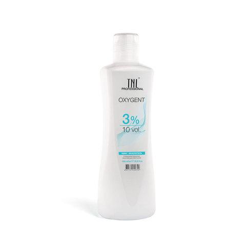 Крем-окислительTNL Oxigent 3% (10 vol.) Корея, 1000 мл