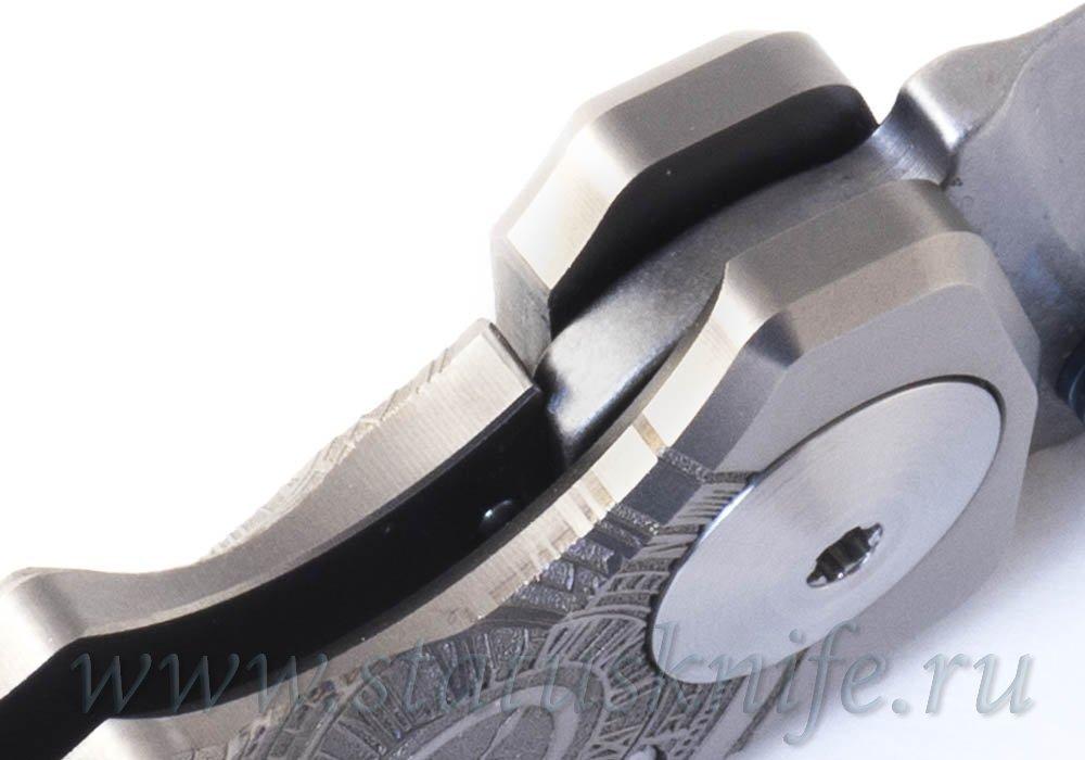 Нож Spartan Blades Harsey Folder 2019 SE Oculus - фотография