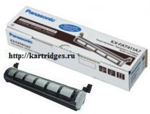 Картридж PANASONIC KX-FAT411A7