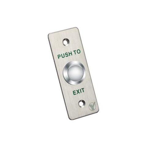PBK-810A  Кнопка выхода врезная YLI ELECTRONIC