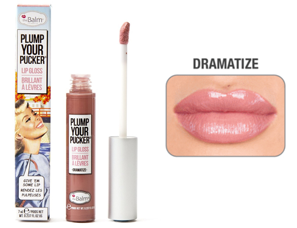 Блеск для губ The Balm Plump Dramatize