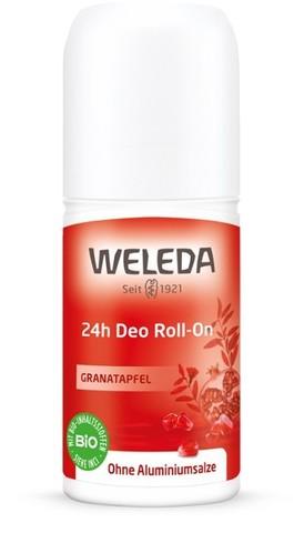 Weleda Гранатовый дезодорант 24 часа  Roll-On 50 мл
