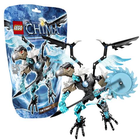 LEGO Chima: ЧИ Варди 70210 — CHI Vardy — Лего Чима