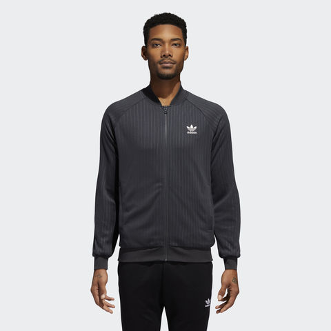 Олимпийка двухсторонняя мужская adidas ORIGINALS TRACK