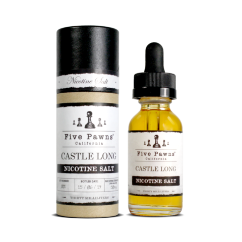 Five Pawns Five Pawns: Original. Жидкость Castle Long Salt
