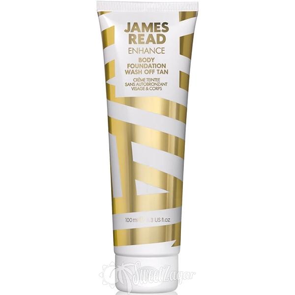 Смываемый загар James Read Enhance Body Foundation Wash Off Tan 100 мл