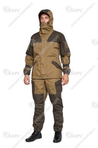 Камуфляжный костюм «Горка-3 Флис» Хаки