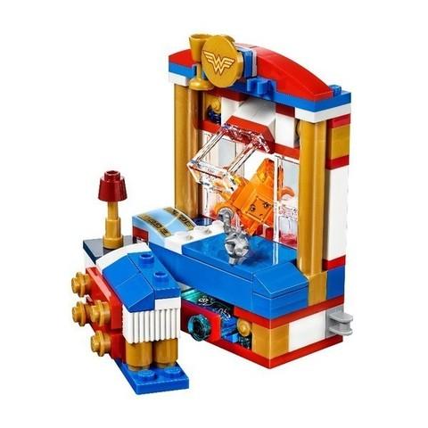 LEGO DC Super Hero Girls: Дом Чудо-женщины 41235 — Wonder Woman Dorm Room — Лего Девушки-супергерои