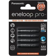 Аккумуляторы Panasonic Eneloop R3 /ААА 1000mAh Bulk