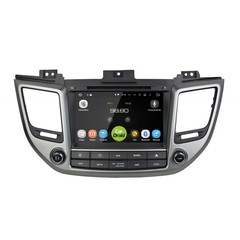 Штатная магнитола на Android 8.0 для Hyundai IX35 16+ Roximo CarDroid RD-2012