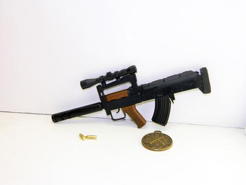 Kalashnikov OG-14 Groza scale 1:4