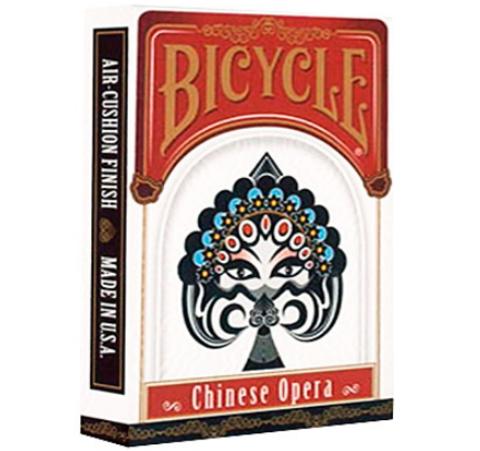 Карты Bicycle Chinese Opera (Китайская опера)