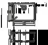 Схема Omoikiri Bosen 54-U-EV