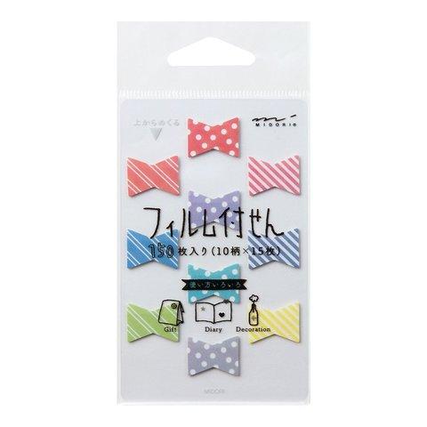 Стикеры Midori Sticky Paper Film Mini - Shizuku-gara