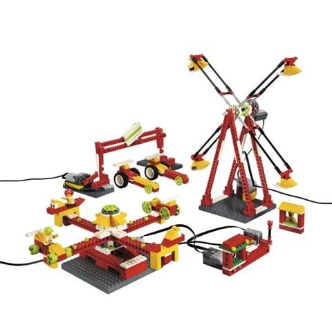 LEGO Education: Ресурсный набор LEGO Education WeDo 9585 — WeDo Resource Set — Лего Образование Эдьюкейшн