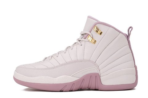 Air Jordan 12 GS Heiress 'Plum Fog'