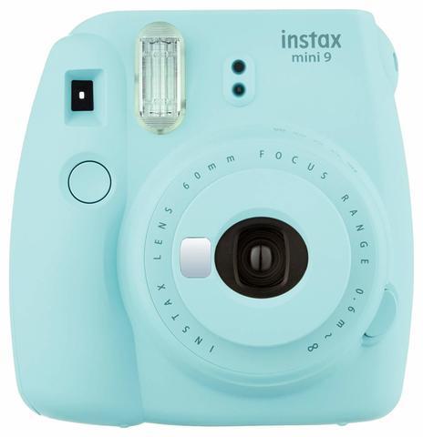 Camera Fujifilm Instax Mini 9 - Ice Blue Instant Camera