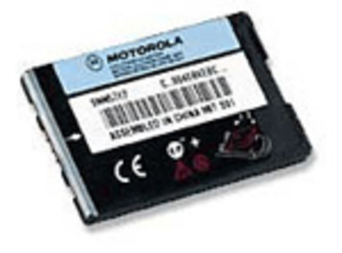 Стандартный аккумулятор Motorola BA640 (MPx220)