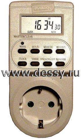 Программируемый цифровой таймер - розеткa 220 вольт