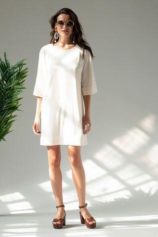 Платье 60422-1 кремовый Laete