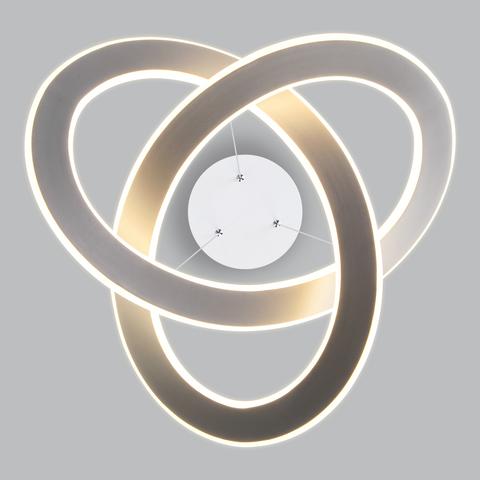 Светодиодная люстра с управлением по Wi-Fi 90217/1 белый