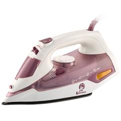 Утюг электрический ВАСИЛИСА У4-2000 белый с темно-розовым