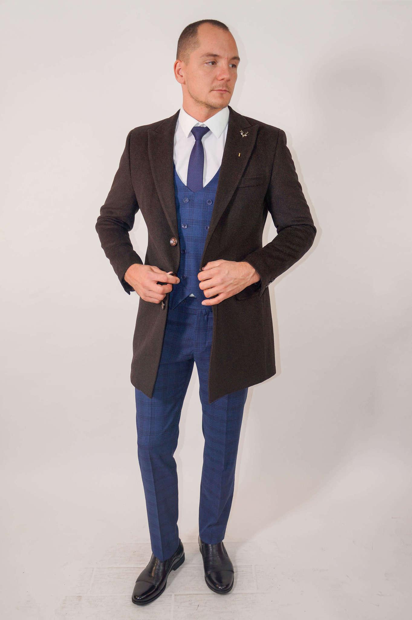 Пальто SACO / Пальто -  slim fit DSC02416.jpg