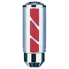 Ручка рычага КПП MOMO Tube Aluminum Leather Red