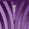 Чемодан со съемными колесами L'case Phuket-24 Фиолетовый (M+)