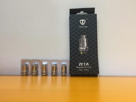 Испаритель для ZETA pod kit by ThinkVape