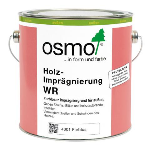 Антисептик для древесины OSMO Holz-Imprägnierung WR
