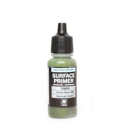 Грунты Surface Primer акриловый полиуретановый грунт, US Русский зеленый, 17 мл V-70609.jpg