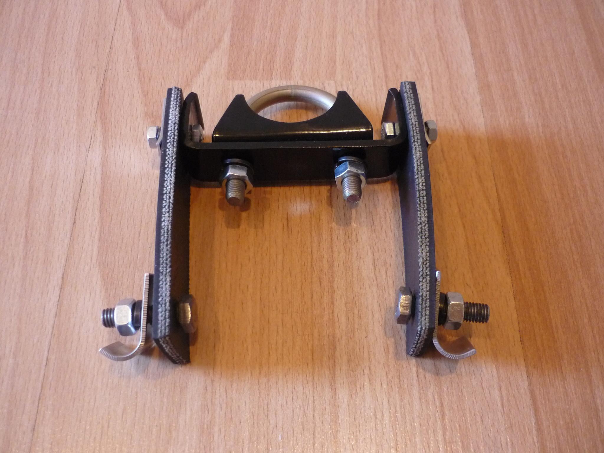 Подвес глушителя промежуточный Газ 21 1 и 2 серии