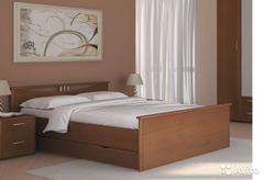 Кровать мелисса 900 (сп. М. 90Х200) С основанием