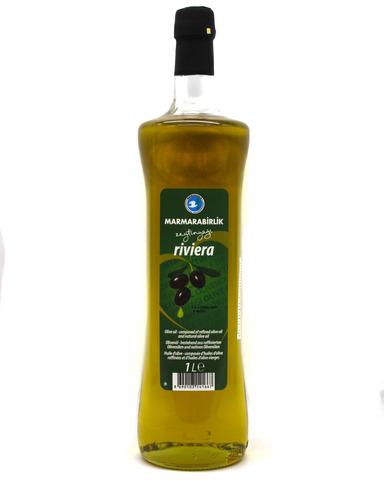 Оливковое масло Riviera, Marmarabirlik, 1 л