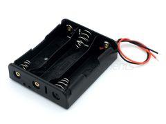 Отсек для аккумуляторов 3х18650