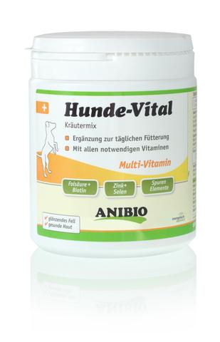 """""""Hunde-Vital"""" Травяной мультивитаминный премикс для собак"""