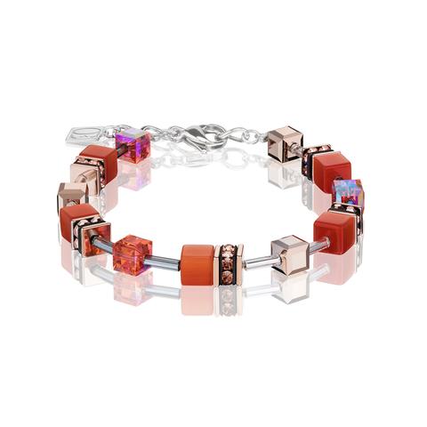 Браслет Coeur de Lion 4016/30-0221 цвет оранжевый