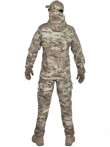 Тактический костюм мужской софтшелл GONGTEX SMARTFOX SOFTSHELL, Мультикам