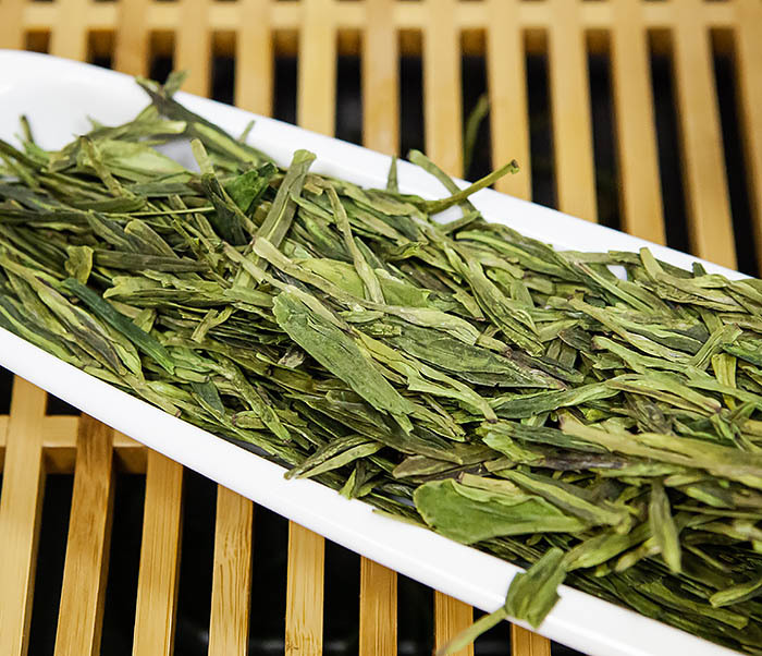TEA-CH104-2 Зеленый чай Колодец дракона (Лун Цзин Си Ху, сорт «A», 10 гр) фото 06