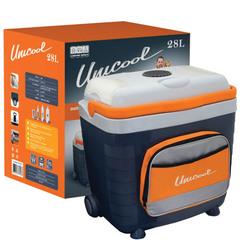 Автомобильный холодильник термоэлектрический UNICOOL – 28L.