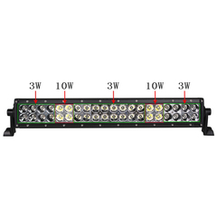 """Фара Aurora 40"""" комбинированного белого света ALO-D1-40-P4BT"""