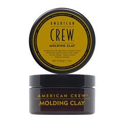 American Crew Classic Molding Clay - Формирующая глина сильной фиксации со средним уровнем блеска для укладки волос