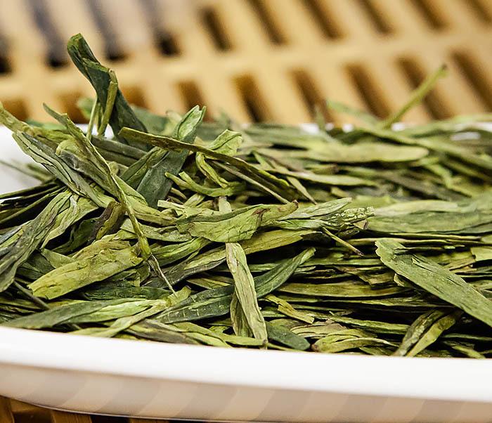 TEA-CH104-2 Зеленый чай Колодец дракона (Лун Цзин Си Ху, сорт «A», 10 гр) фото 07