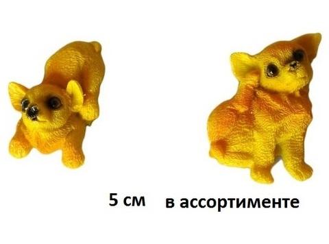Магнит 973049 Собака Чихуа 5см (НИ) полистоун