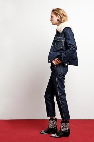 Sfizio Куртка джинсовая утепленная