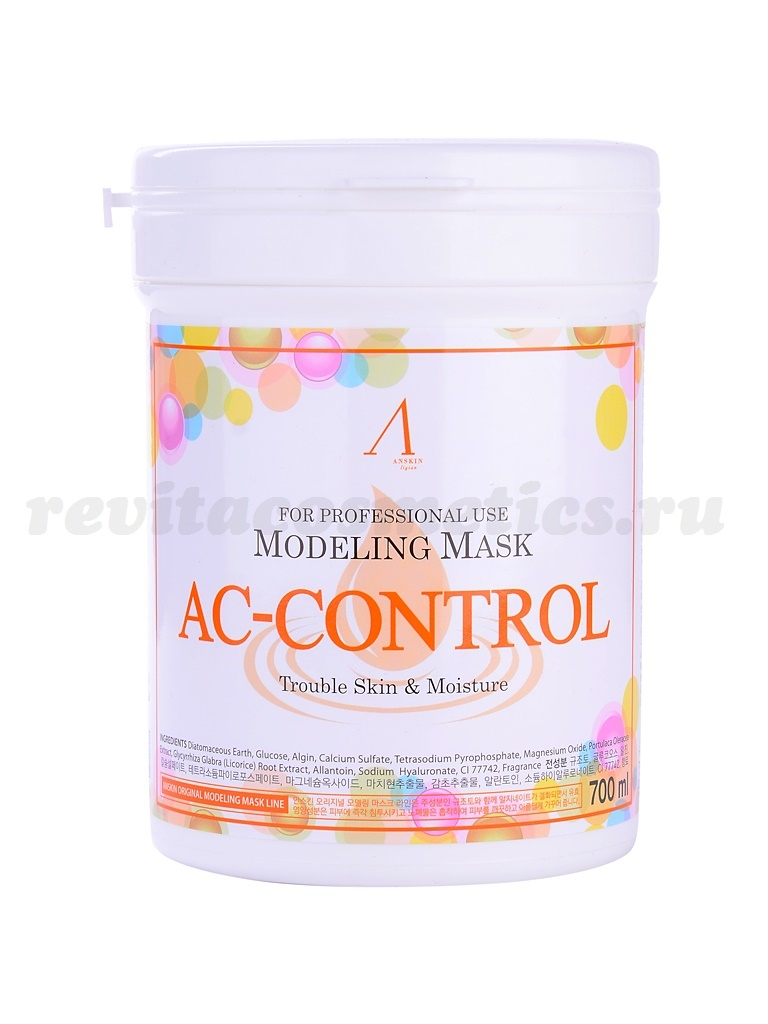 Альгинатные Маска альгинатная для проблемной кожи против акне (банка) AC Control Modeling Mask / container i17250_1476953583_0.jpg