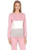 Спортивный костюм для беременных и кормящих 09909 лиловый