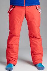 Тёплые зимние брюки NordSki Premium Red 2020 мужские